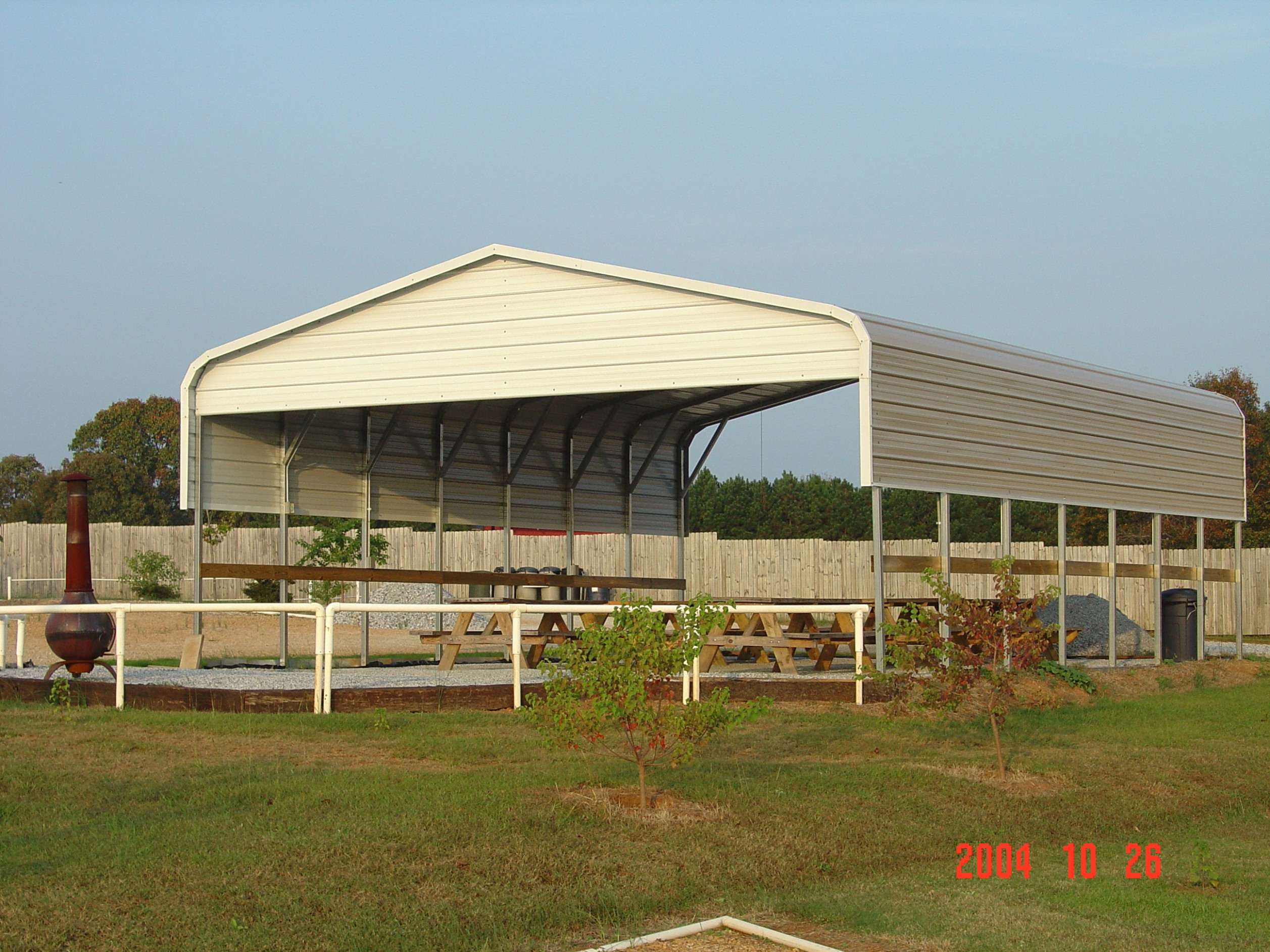 Seven Shocking Facts About Metal Carport Frames Only | metal carport frames only