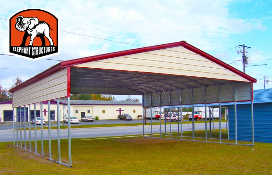 8 Mind Numbing Facts About Metal Carport Structures | metal carport structures