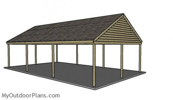 Ten Things You Need To Know About Carport Build Today | carport build