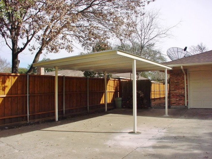 Things That Make You Love And Hate Single Carport | single carport