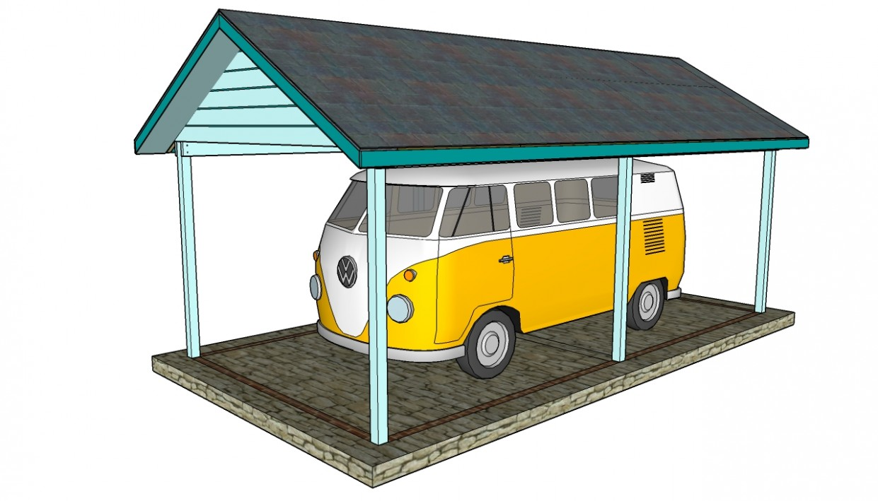 One Checklist That You Should Keep In Mind Before Attending Carport Plans | carport plans
