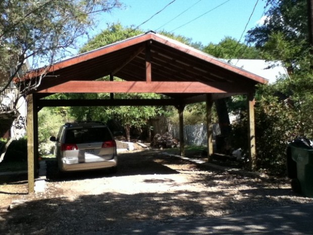Five Common Misconceptions About Double Carport With Shed | double carport with shed
