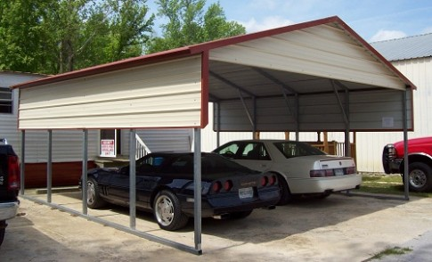 14 Ways Two Car Carport Kits Can Improve Your Business | two car carport kits