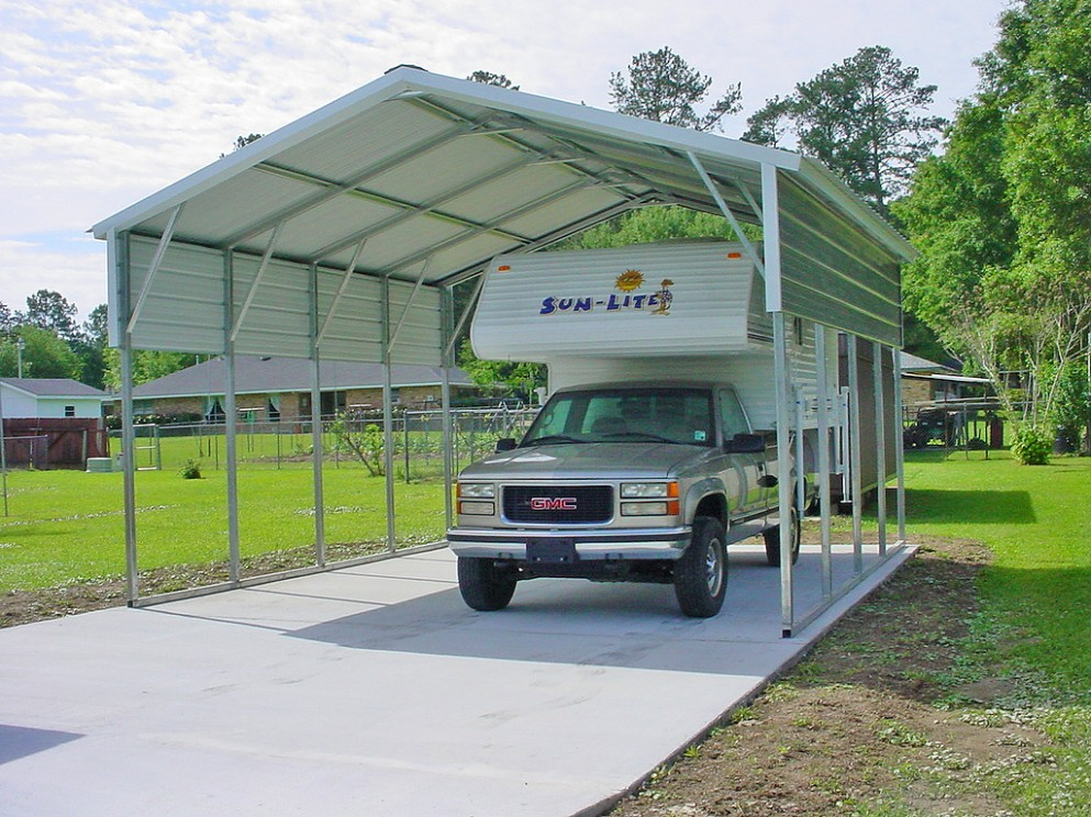 The Ten Secrets That You Shouldn't Know About Tin Carport | tin carport