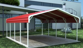 Five Outrageous Ideas For Your 13×13 Carport Kit | 13×13 carport kit