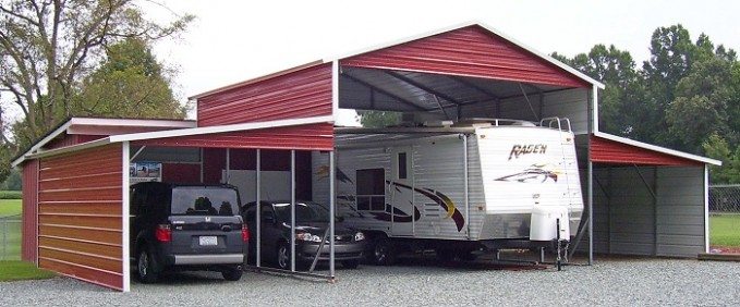 Ten Doubts You Should Clarify About Carport Barn | carport barn
