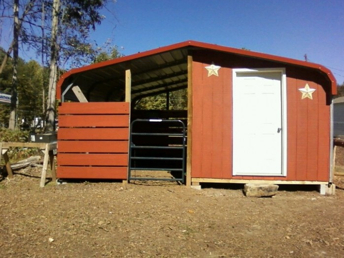 This Story Behind Carport Horse Barn Will Haunt You Forever! | carport horse barn