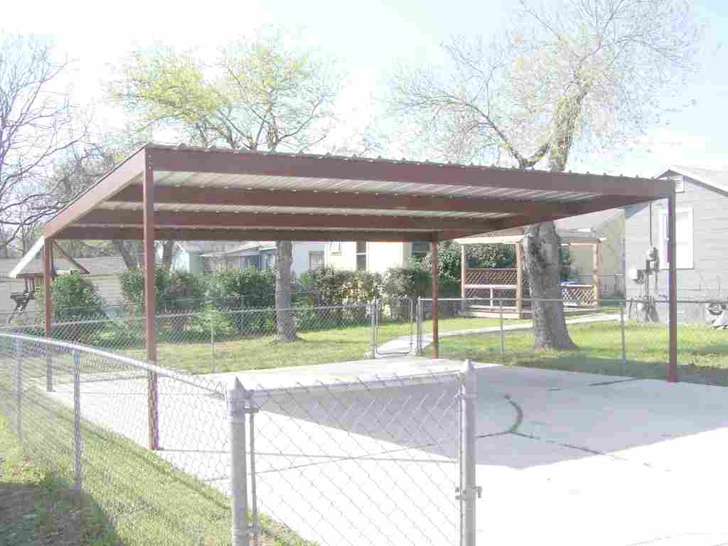 enclose a metal carport with wood american steel carports prices how much are carports enclosed carport with garage door
