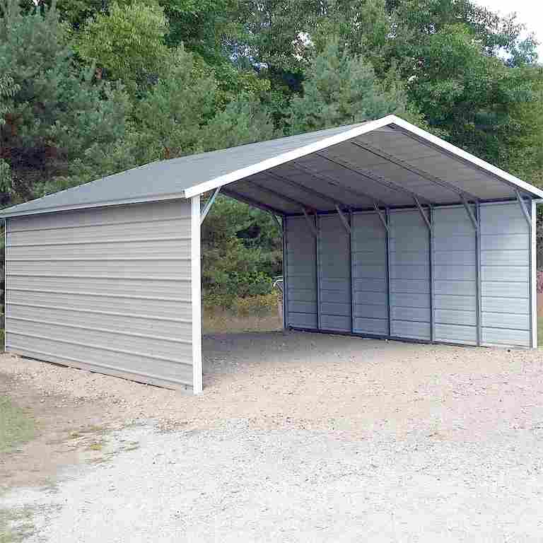 enclosing carport ideas metal roof panels lowes metal carport door ideas enclose a metal carport with wood