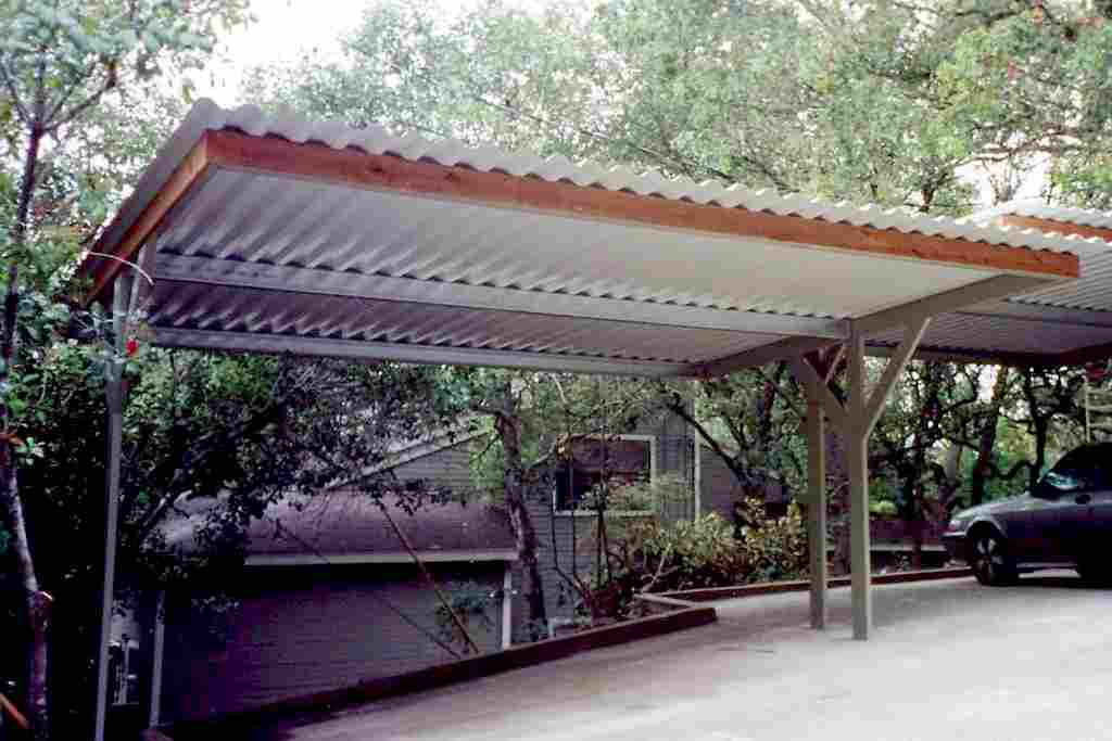 how to build a carport attached to a house enclosing a metal carport with wood how to enclose a carport how to make a metal carport look go