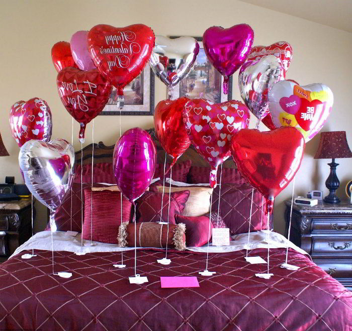 romantic bedroom ideas for valentines day new valentine s home and decoration with 7