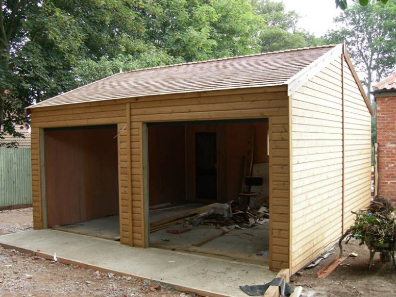 1517687896 Garages By Custom Made Wooden Buildings Wooden Carports For Sale Uk