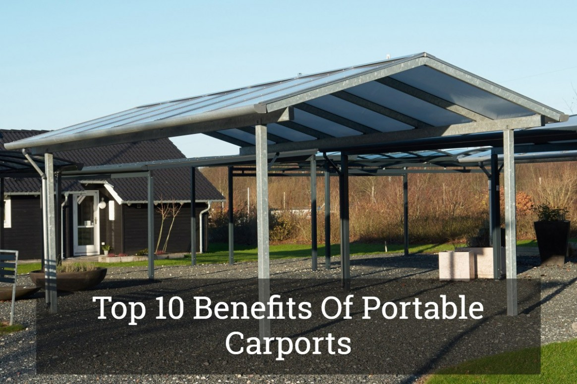 1517748424 Top 10 Benefits Of Portable Carports Update 10 Best Portable Carport (1)