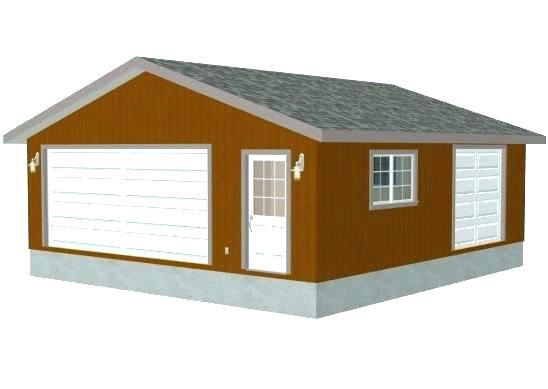 20 X 30 Garage Plans Free Metal Carport Buildings Prices Portable
