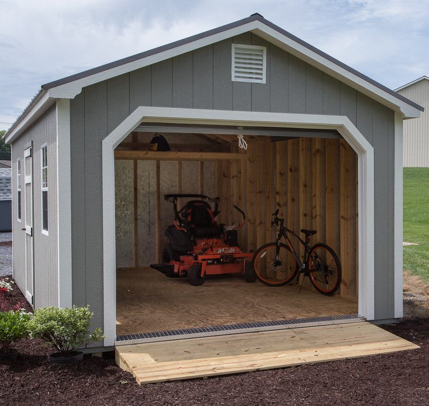 Portable Metal Garage Solutions