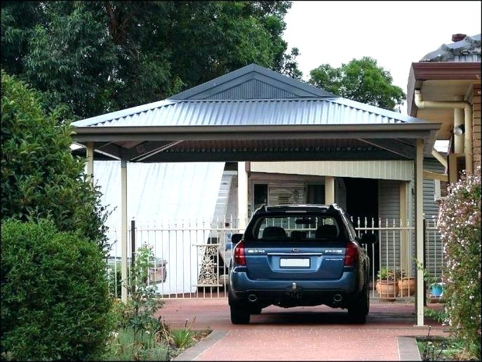 Cost To Build A Carport Medium Size Of Attached Garage How Much Does It Ontario Siz