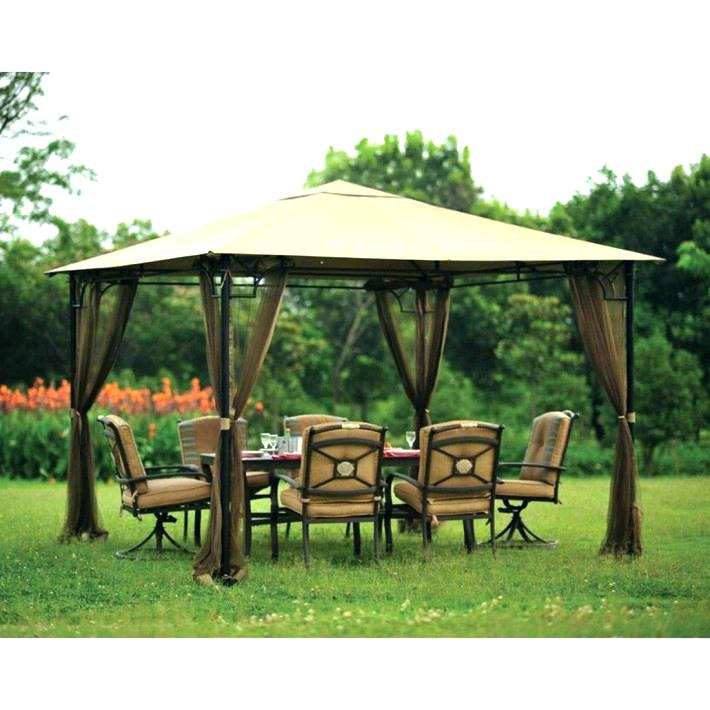 home depot gazebo canopy replacement for swing