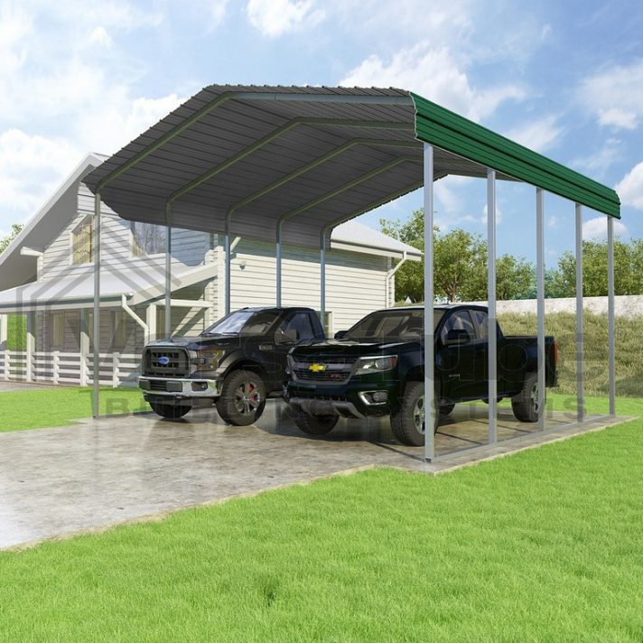 prefab lean to carport build it yourself carport kits metal steel single slope roof pole barn lean to carports for sale 712x712