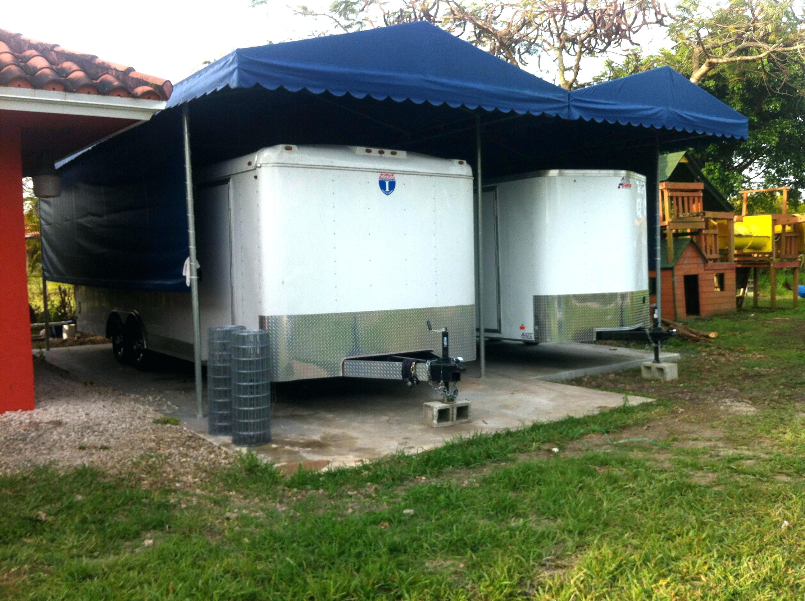 prepossessing pop up carport for pop up camper awnings for sale awning used only best fabric full of pop up carport