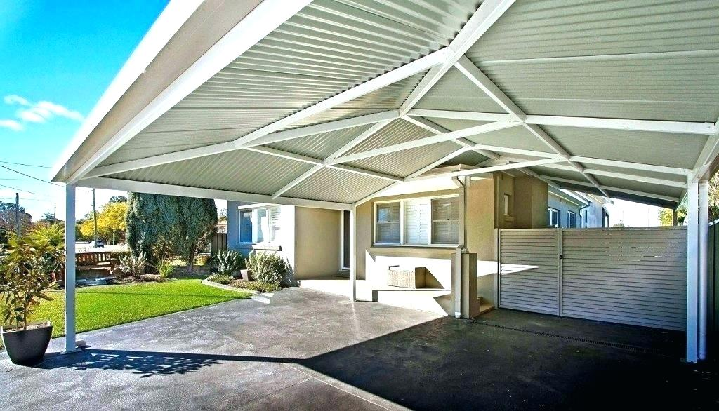 S How Much Does A Carport Cost To Build Double Texas