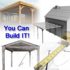 free diy steel carport plans
