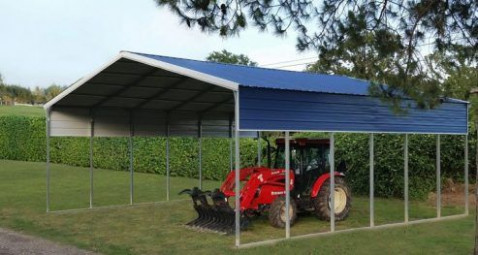 Carport Kits And Metal Carports : Made In The USA Top Rated Portable Carport