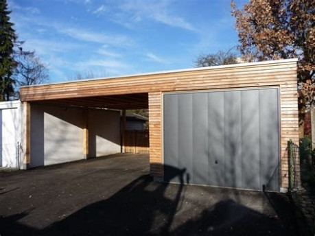 Carport Zu Garage Umbauen | Art N Craft Ideas, Home Decor ..