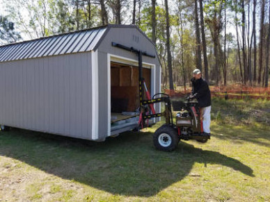 Cool Sheds | Cool Sheds How To Move A Portable Carport