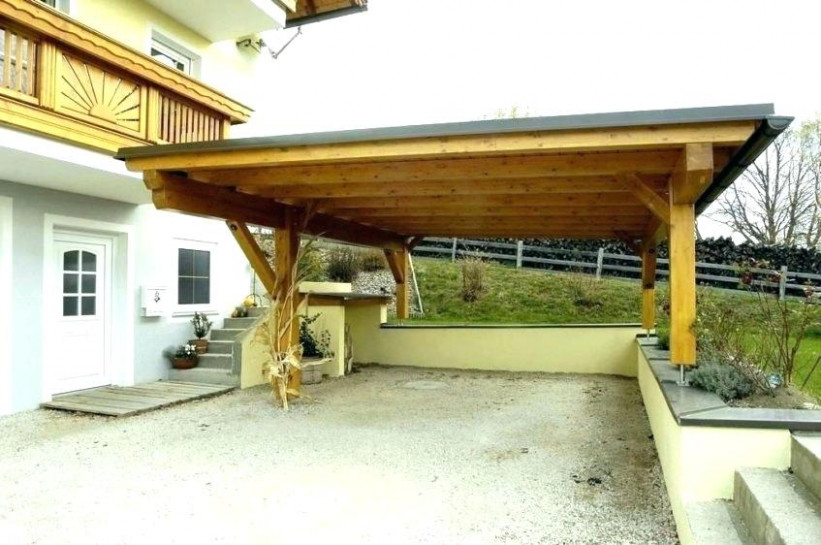 Free Standing Carport Plans Attaching The Support Beams Free ..