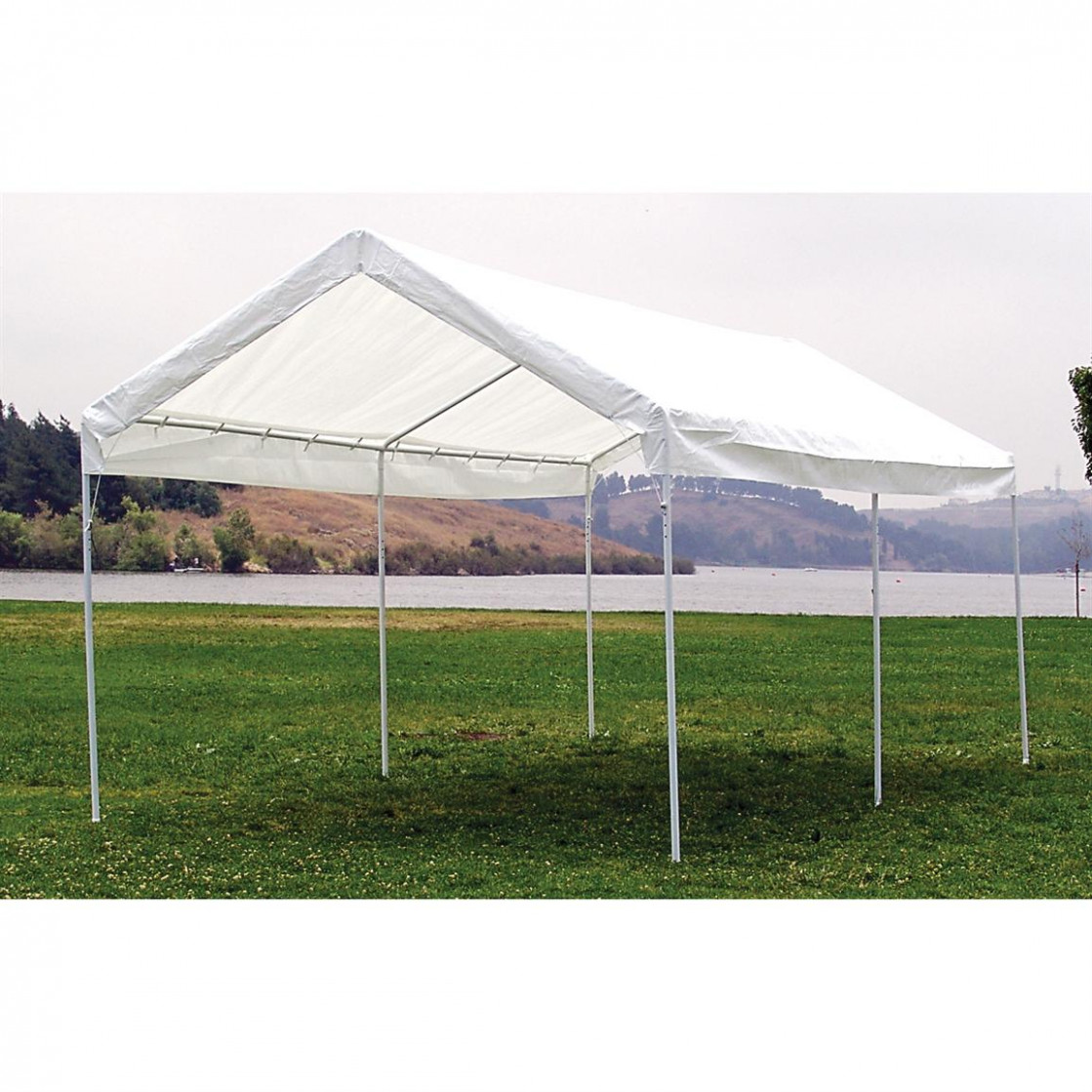 MAC Sports®10x20' Canopy Carport 151420, Canopy, Screen ..
