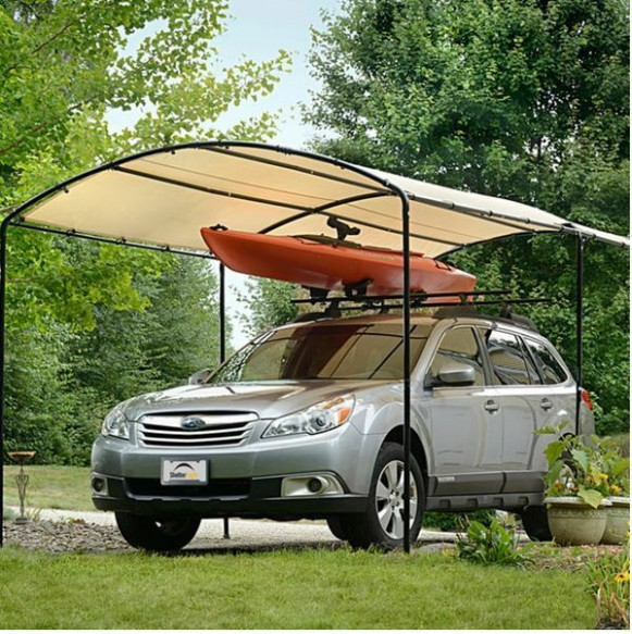 Metal Carports Carport Canopy Kits Garage Steel Frame Car ..
