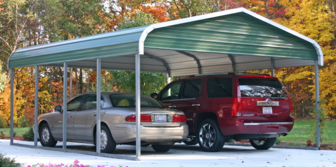Metal Carports Missouri | Available In Lean To Carports Missouri Sam's Club Portable Carport