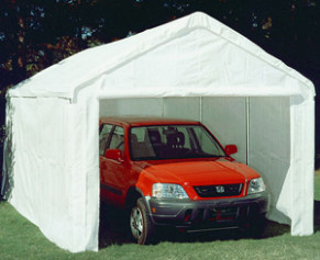 Portable Garage And Carport Buying Guide Repairing A Portable Carport
