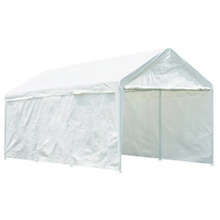 Quictent 9' X 9' Heavy Duty Carport Gazebo Canopy Party Tent ..