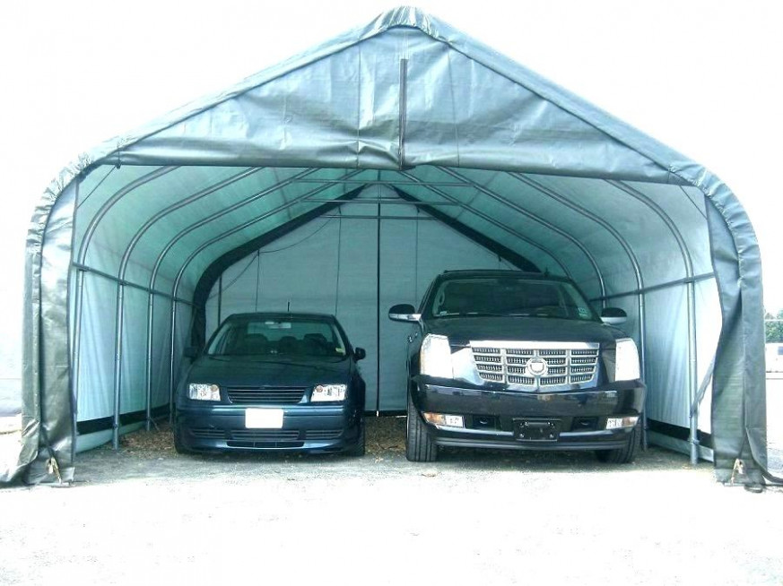 Shelterlogic Carport 10×10 Max Ap Canopy Covers ..