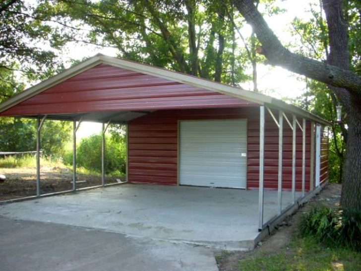 Permalink to Here's What Industry Insiders Say About Metal Carport With Storage Shed   metal carport with storage shed