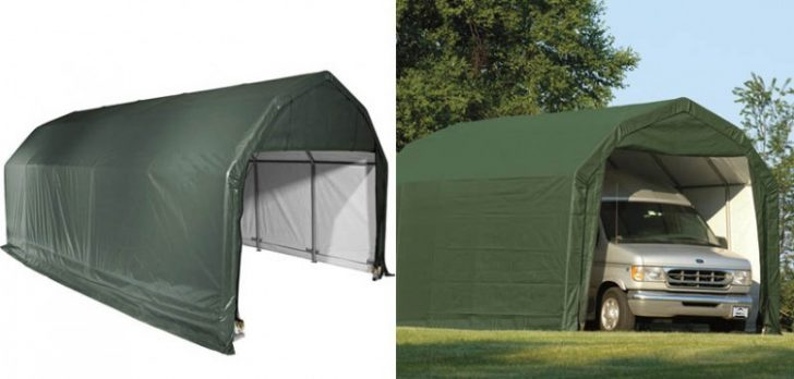 Permalink to Five Outrageous Ideas For Your Portable Garages And Shelters Metal   portable garages and shelters metal