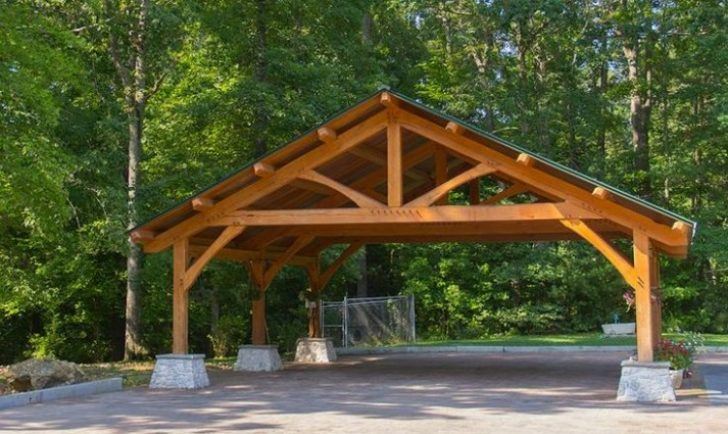 Permalink to The Latest Trend In Wood Carport Designs | wood carport designs