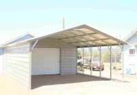 enclosing a carport into a garage metal carport side panels enclosed carport with garage door carport conversion to living space metal carp