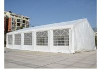Outsunny 33'x20′ White Heavy Duty Carport Party Tent ..