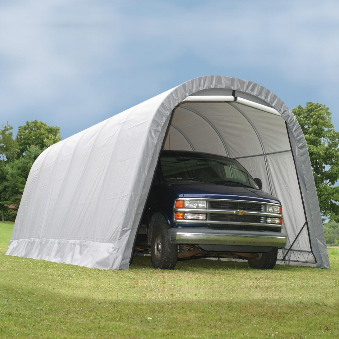 Carport Garage Car Canopy Costco Portable Incredible