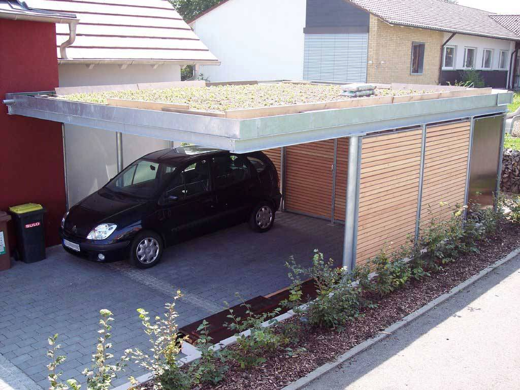 Carport Structural Design