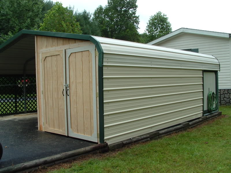 Portable Metal Garage Your Self