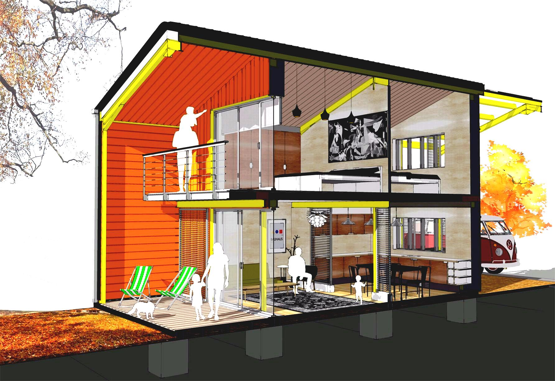 build it yourself homes innovation design and agencia tiny home