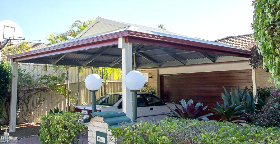 Carport Kit Kits Brisbane Wood Timber Kitset Nz