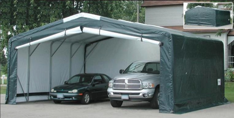 Carport Tent Costco Best Of 24 To 30 Wide Portable Garage Equipment Storage Sheds Instant