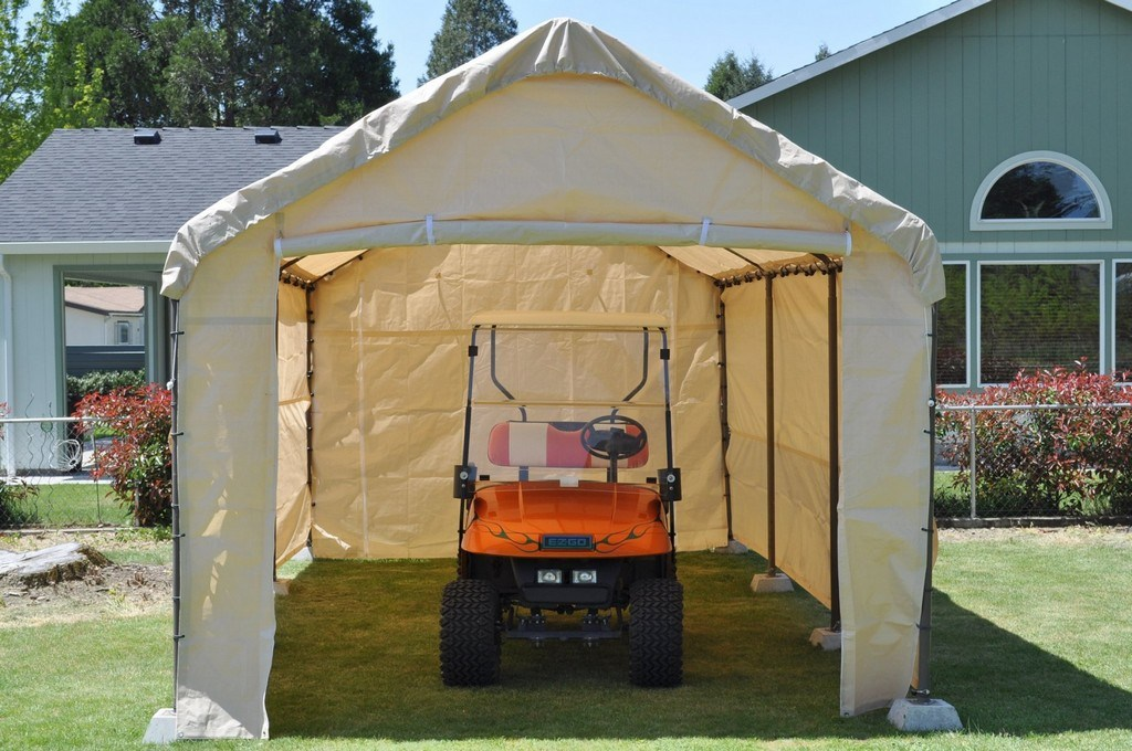 Costco 781893 10×20 Canopy Tent Assembly Instructions ...