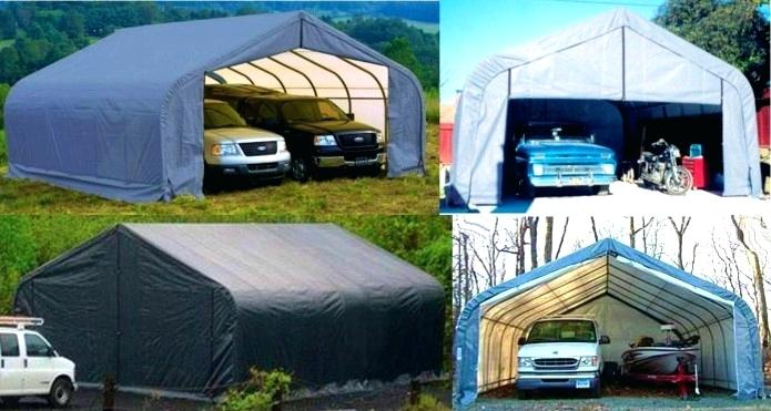 Costco Portable Garage Steel Garage Kits Carport Covers Portable Garage Costco Portable Garage Instructions Costco Portable Garages And Shelters