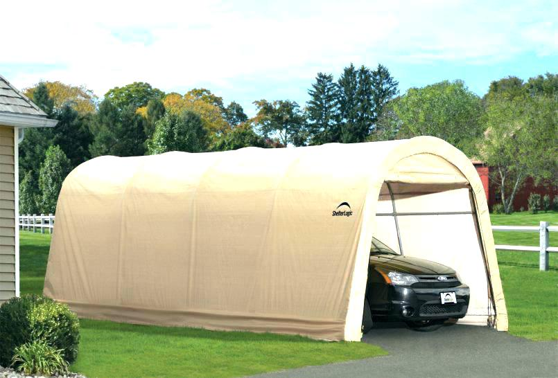 Costco Portable Garage Tent Portable Carport Portable Garage Garage Portable Garage With Floor Portable Garages And Shelters Car Carport Portable Car