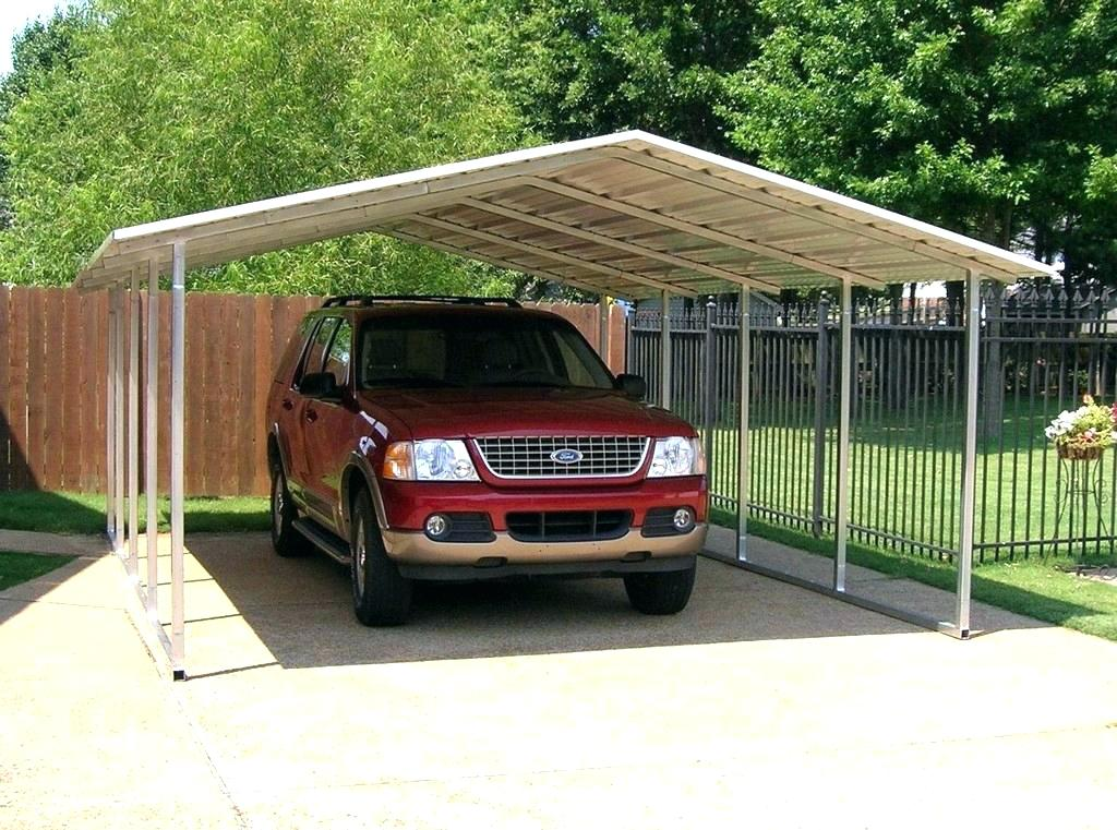 Enclosed Carport Kit Enclosed Metal Carport Kits